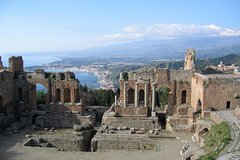 Tour Etna and Taormina