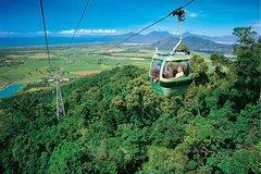 Kuranda tour via Skyrail and Kuranda Scenic Rail - small group tour