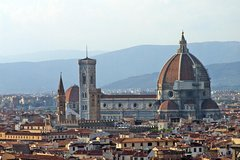 Giottos Belfry: amazing Florences view and a close encounter with the Dome