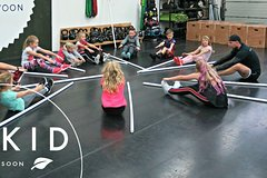 Bootcamp especially for children at Buiten Gewoon Fit