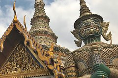 Bangkok Highlights Walking Tour