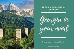 8 Day Tour in Georgia