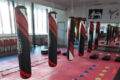 60 minutes of active kickboxing at Bodyconditioning