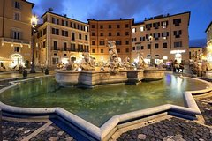 Walk and Taste - Arts and Food in Rome at the sunset: 15 tastings and dinne