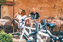 Verona Bike Tour in local Osterias