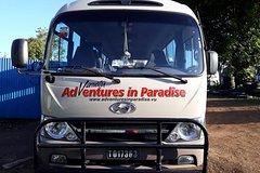 Shuttle Bus Roundtrip Port Vila Airport Transportation