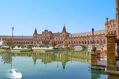 Imagen Discover Sevilla from Málaga by High Speed Train