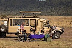 5 Days Predator Camping Safari