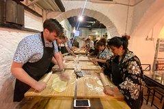 Pasta Making & Wine tasting in Historic Frascati