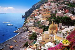 Amalfi Coast Experience: Positano, Amalfi and Ravello from Sorrento