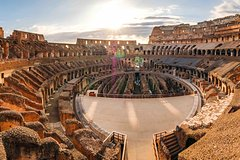 Colosseum Express Small Group Guided Tour