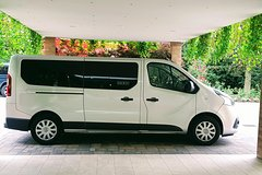 Venice Airport Marco Polo (VCE) - Badia / Private Transfer (up to 8 pass.)