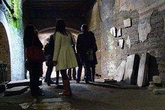 Open Rome: Trastevere Undergrounds Walking Tour