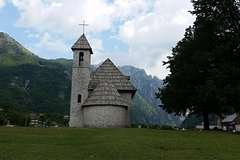 Theth tour Alps - 2 days  from Tirana - Private Tour- by Smart Tour Albania