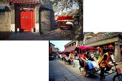 Beijing Old Hutong, Lama Temple, Panda House & Jingshan Park Small Group Tour