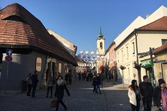 Countryside: Szentendre - Arts and Cafes (Half-Day Private Tour)