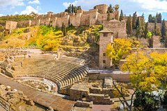 Imagen Alcazaba and Nasrid Palace in Malaga Private Walking Tour