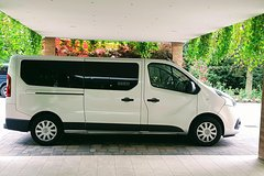 Venice Airport Marco Polo (VCE) - Brunico / Private Transfer ( up to 8 pass
