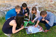 Vilnius: Outdoor Clue Adventure Game