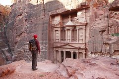 From The Dead Sea: tour to Petra (include lunch)