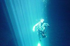 Scuba review 2 Divings package