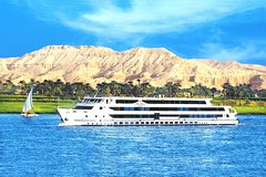 8 Days Pyramids and Nile Cruise By Air