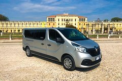 Venice Airport (VCE) - Corvara in Badia / Private Transfer (up to 8 pass.)