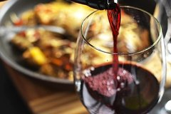 Wine Tasting in Rome with delectable meats and cheeses