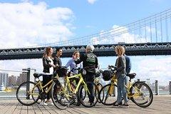 Imagen Excursión en bicicleta guiada por el puente de Brooklyn
