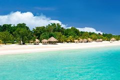 7 Mile Beach and Ricks Cafe from Montego Bay Hotels