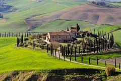 Chianti, Siena, Monteriggioni, San Gimignano