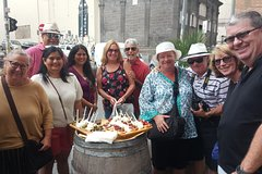 Naples Street Food Tour with Foodie Guide around Historical Center