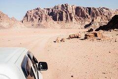 Half Day Desert Tour   Wadi Rum Desert