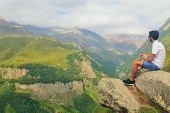 Kazbegi - Astonishing mountains of north Georgia (Ptivate Trip)