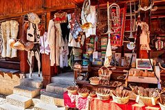 History and Artisan Tour in Kruja City Castle