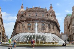 Genoa Private Walking Tour with Professional Guide