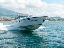 Amalfi Coast & Capri by boat Itama 45