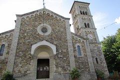 Private Transfer: Fiumicino Airport (FCO) to Castellina in Chianti & vi