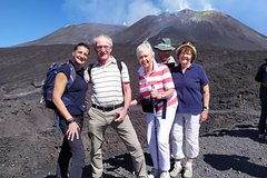 Mount Etna Nature and Flavors Half-Day Tour from Taormina