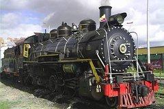 Imagen Viaje de ida y vuelta independiente en tren a Zipaquirá desde Bogotá en el tren panorámico