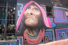 Imagen Shared Graffiti Tour in Bogota (La Candelaria)