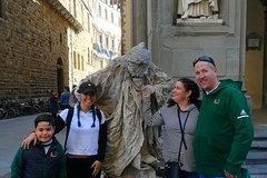 Kid-Friendly Tour of Florence with Ponte Vecchio Cathedral & St Lorenzo