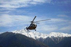4 days Luxury Annapurna Base Camp Helicopter Trek