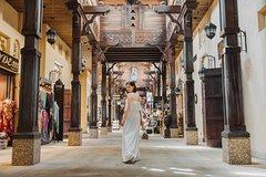 Explore Bastakiya Historical District with Dubai Professional Photographer