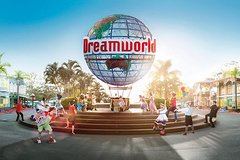 Dreamworld Theme Park with Brisbane Hotel Transfers