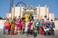 Movie World Theme Park with Brisbane Hotel Transfers