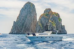 Capri and Positano private boat tour (7/8 hours) from Amalfi Deluxe