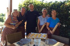 Cooking class and Lunch with ancient Etruscan tradition for small private g