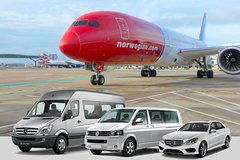 Imagen Private Airport Arrival Transfer: Gatwick Airport to Central London
