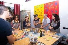 Pasta, Polenta & Tiramisu Cooking Class & Dinner for private groups